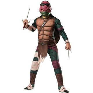 Rubies TMNT Movie Deluxe Raphael Child Costume - Solid