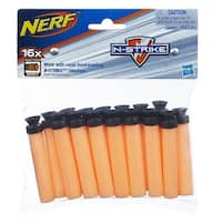 Nerf N-Strike Suction Dart 16-Pack - Multi