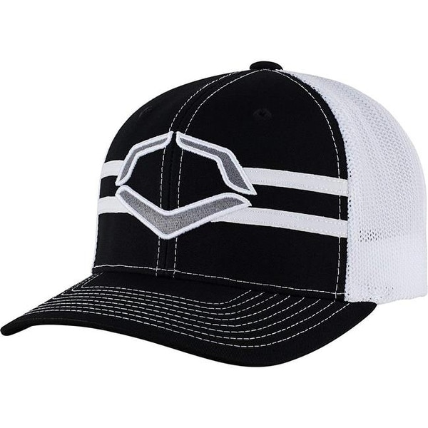 Shop USA Flexfit Trucker Mesh Hat with Navy   White - Large   Extra Large -  Free Shipping On Orders Over  45 - Overstock.com - 26226182 30c530987008