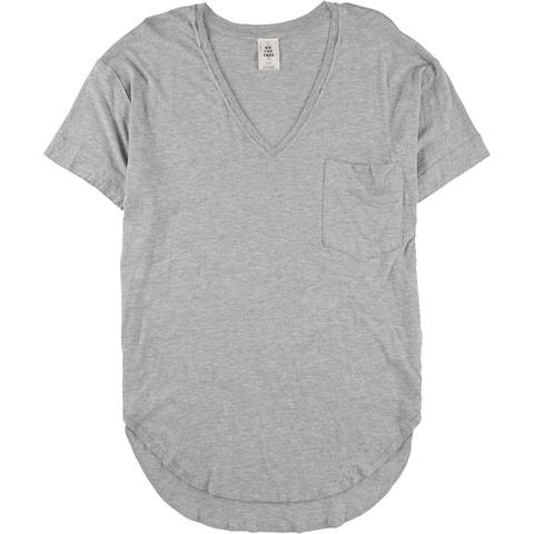 Free People Womens Ronnie Basic T-Shirt