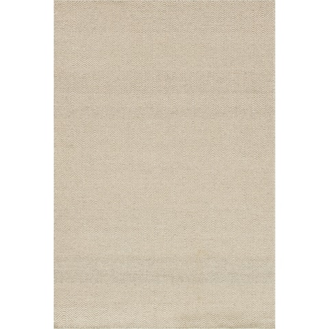 Alexander Home Hand-woven Cape Cod Wool/ Cotton Rug
