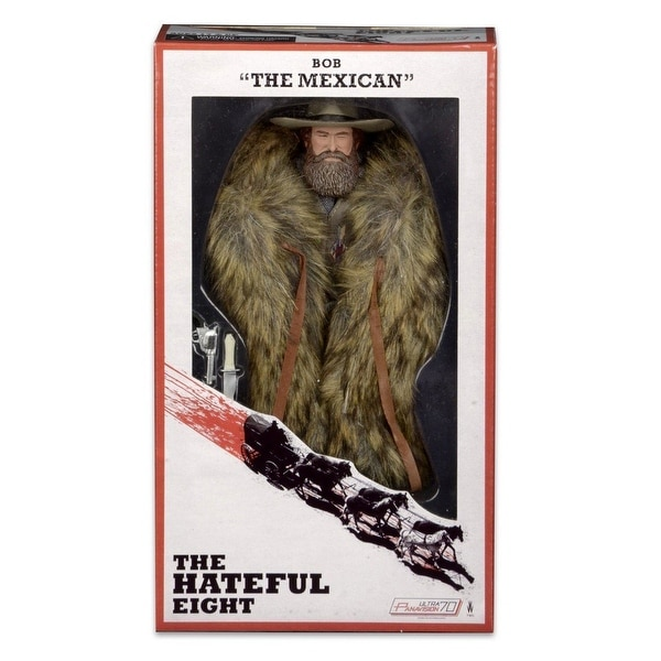 "The Hateful Eight Movie 8"" Action Figure Bob ""The Mexican"" - multi"