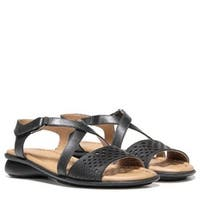 Naturalizer Womens Jacqueline Open Toe Casual Platform Sandals