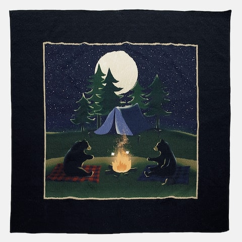 Donna Sharp Bear Campfire Quilt Set