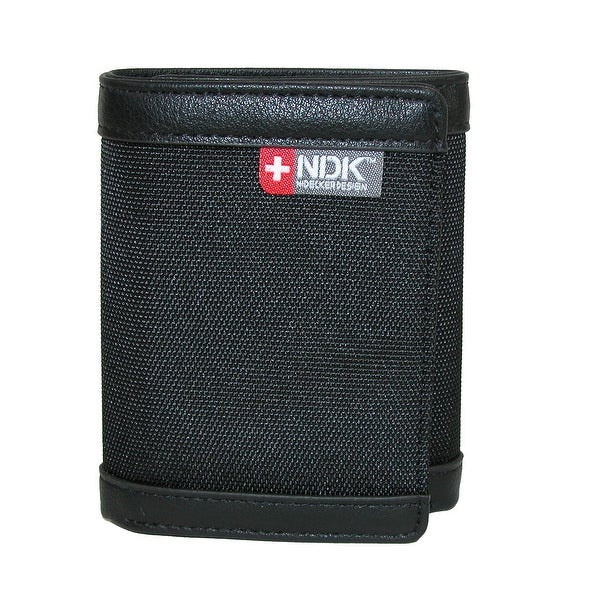 NDK Men's RFID Protected Trifold Wallet - One size
