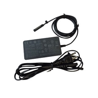 New Microsoft Surface Pro 1, 2, RT Ac Power Adapter Charger Model 1536 12V 3.6A