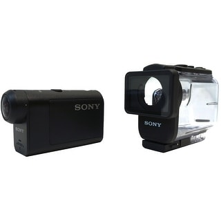 Sony HDR-AS50/B 11.1 Megapixel HD Action Camera - 1080p - Exmor R (Refurbished)