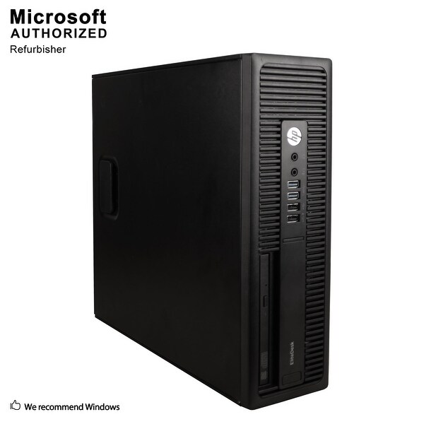 HP 705G2, AMD A4 8350B 3.5GHz up to 3.9GHz, 8GB DDR3, 240GB SSD, DVD, WIFI, DP Port, USB 3.0, BT 4.0, W10P64(EN/ES)-Refurbished