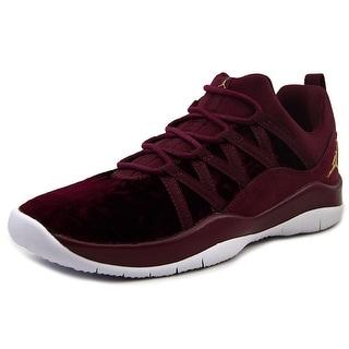Jordan Deca Fly Premium Round Toe Canvas Basketball Shoe