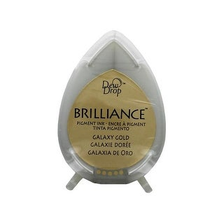 Brilliance Dew Drop Ink Pad Galaxy Gold