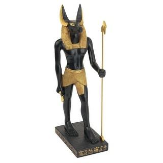 Design Toscano Anubis, God of the Egyptian Realm Statue