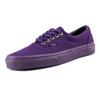 Vans Era Women Round Toe Canvas Purple Skate Shoe