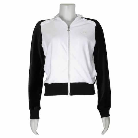Adidas Womens Respect Me Baseline Athletic Outerwear Jacket