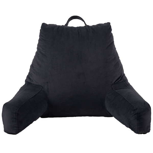 Cheer Collection Backrest Reading TV and Gaming Pillow with Armrest. Opens flyout.