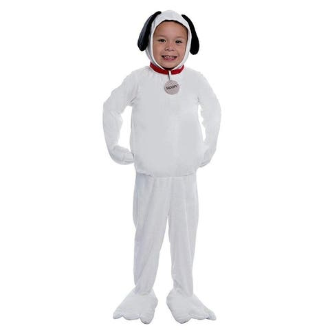 Peanuts Snoopy Toddler Costume
