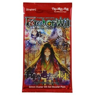 Force of Will: The Millenia of Ages Booster Pack - multi