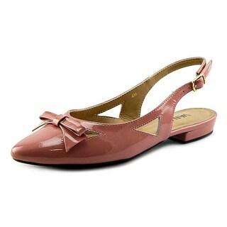 Vaneli Gervasy N/S Round Toe Synthetic Slingback Sandal