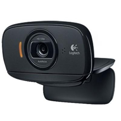Logitech 960-000715 Hd Webcam C525, Portable Hd 720P Video Calling Autofocus