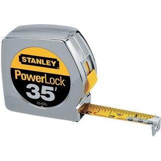 """Stanley 33-835 Powerlock Tape Rule, 1"""" x 35'"""
