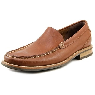 Sperry Top Sider A/O Chukka Moc Toe Leather Boat Shoe