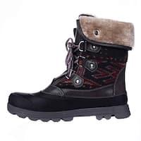 Bare Traps Womens Yaegar Closed Toe Mid-Calf Cold Weather Boots