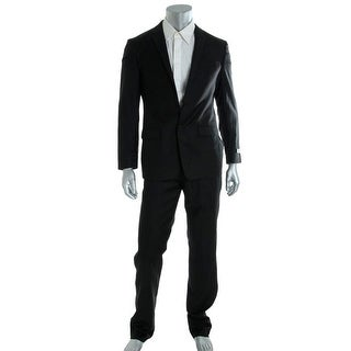DKNY Mens Tuxedo Wool 2PC - 42L