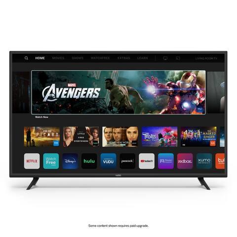REFURBISHED VIZIO V-Series 50 in. 4K HDR Smart TV LED - Black