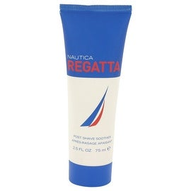 Nautica Regatta by Nautica Post After Shave Soother 2.5 oz - Men