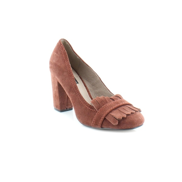 97bbb3405de Shop Steven by Steve Madden Jade Women's Heels Rust - Free Shipping ...