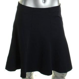 Lauren Ralph Lauren Womens Mini Skirt Stretch A Line - S
