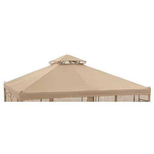 Hipp Hardware Plus 10X10 Replacement Canopy TJSG-127-3X3CAN Unit EACH - Free Shipping Today - Overstock.com - 25488139  sc 1 st  Overstock & Hipp Hardware Plus 10X10 Replacement Canopy TJSG-127-3X3CAN Unit ...
