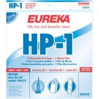 "Eureka 62423 Vacuum Cleaner Bags ""Hp-1"""
