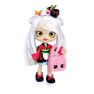 "Shopkins Shoppies 6"" Doll: Sara Sushi"