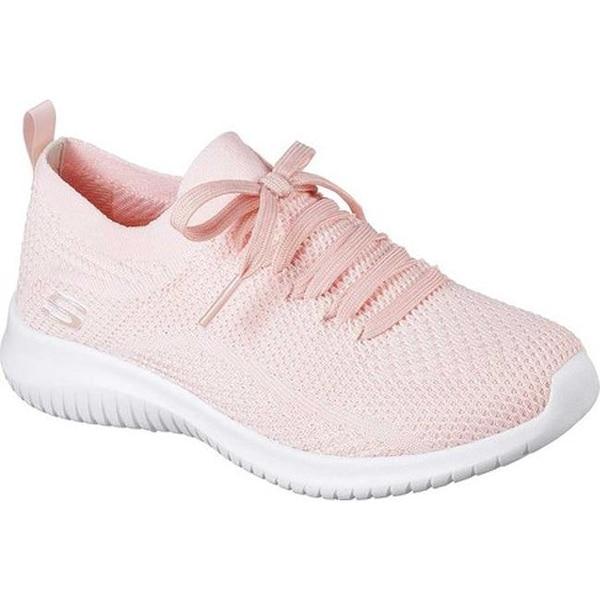 fac1017eaa72 Shop Skechers Women s Ultra Flex Statements Sneaker Light Pink - On ...
