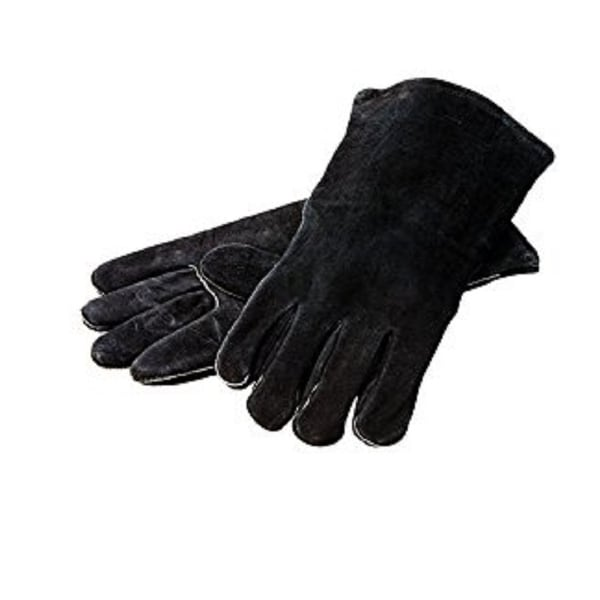 Lodge Logic Leather Gloves A5-2