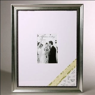 Signature Picture Frame Silver
