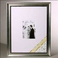 Signature Picture Frame Silver