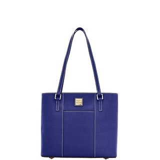 Dooney & Bourke Saffiano Small Lexington (Introduced by Dooney & Bourke at $228 in Aug 2014) - Marine
