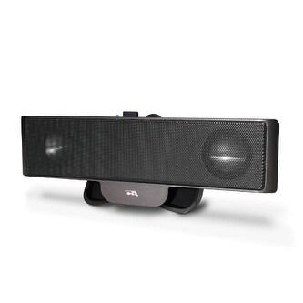 Cyber Acoustics DA5510B Cyber Acoustics CA-2880 USB Powered Speaker Portable Design
