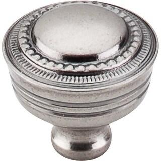 Top Knobs M198 Tuscany 1-1/4 Inch Diameter Mushroom Cabinet Knob
