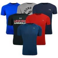 Under Armour Men's Short Sleeve T-Shirt 3-Pack - Assorted