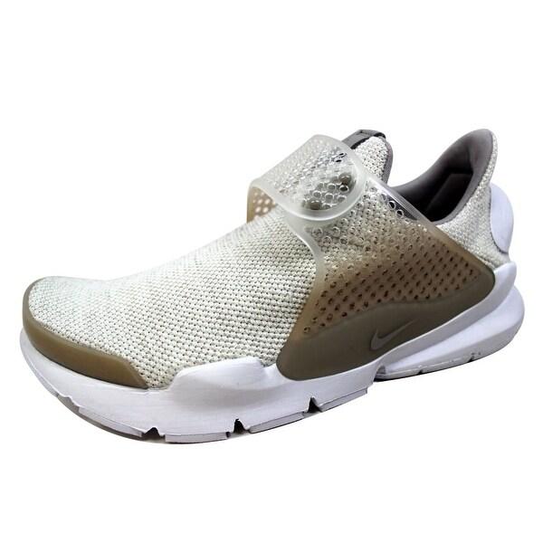 Nike Men's Sock Dart SE Sail/Cobblestone 911404-100 Size 6