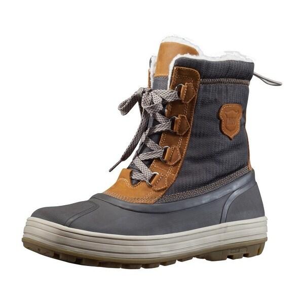 Mens Framheim Safety Boots, Black Helly Hansen