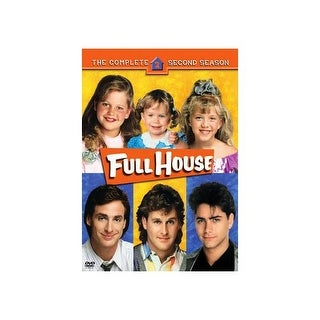 FULL HOUSE-COMPLETE 2ND SEASON (DVD/4 DISC/P&S-1.33/ENG-FR-SP SUB)