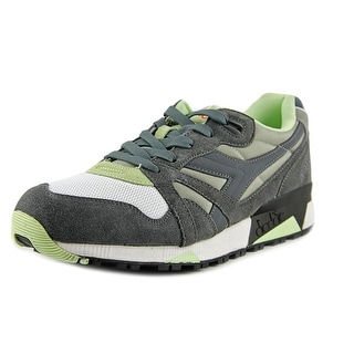 Diadora N9000 Men Round Toe Synthetic Gray Sneakers