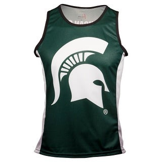 Adrenaline Promotions Women's Michigan State Run/Tri Singlet - Michigan State