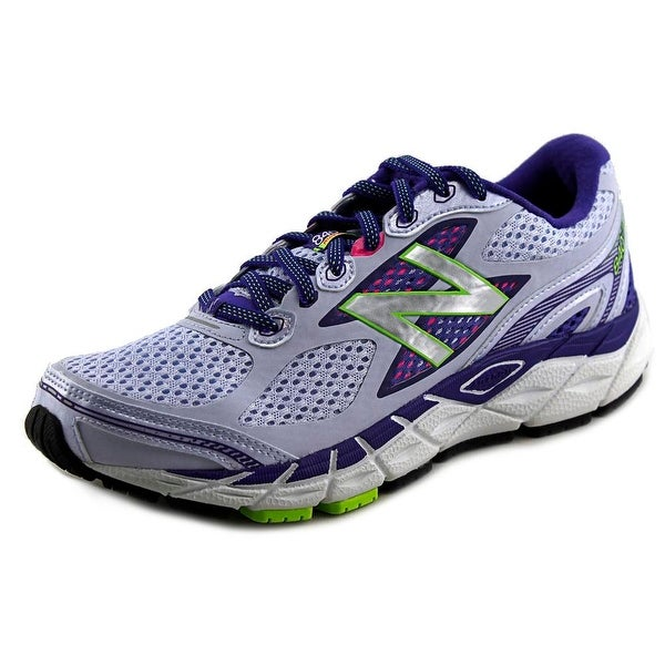 New Balance W840 Women 2A Round Toe Synthetic Purple Running Shoe
