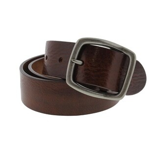 Tommy Bahama Mens Italian Leather Textured Casual Belt - S