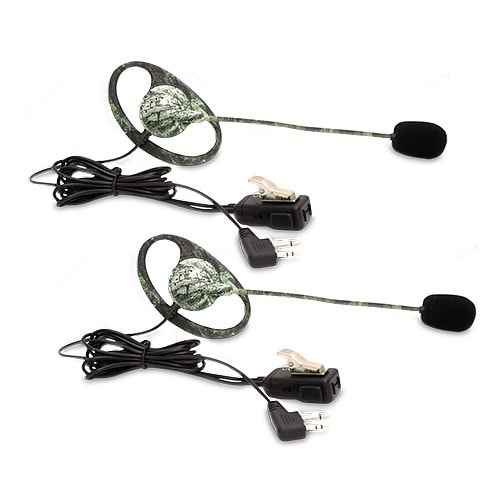"""""""Midland AVP-H7 (2 Pack) Camo Headsets with Boom Mic"""""""