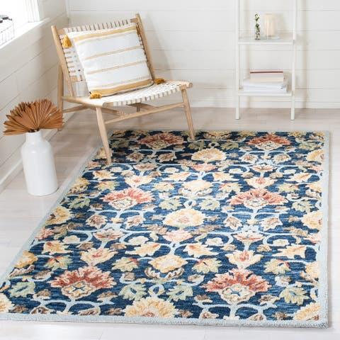 SAFAVIEH Handmade Metro Jela French Country Wool Rug